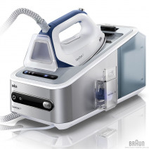 Buxar qeneratorlu ütü Braun CareStyle 7 IS7143WH