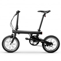 Velosiped Mi Electric Power Assisted Folding Bicycle Black