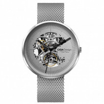 Saat CIGA Design MY Mechanical watch (Silver moon)