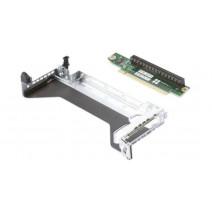 Lenovo ThinkServer x8/x16 PCIe LP+LP Riser 1 Kit [7XH7A02682]
