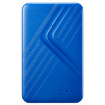 Apacer 1 TB USB 3.1 Portable Hard Drive AC236 Blue