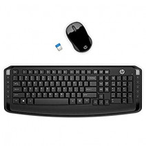 HP Wireless Keyboard and Mouse 300 [3ML04AA]