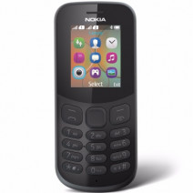 NOKIA 130 DS Black/Grey/Red