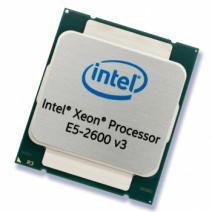 CPU Gen9 Intel® Xeon® E5-2620v3 (2.4GHz/6-core/15MB/85W)