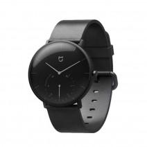 Saat Mi Quartz Watch (Black)