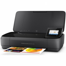 HP OfficeJet 252 Mobile All-in-One Printer [N4L16C]