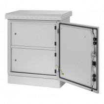 Mirsan W=675mm D=463mm H=738mm IP66 Pole Type Cabinet [MR.IP66D674673.03]