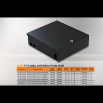 Mirsan 12 Port SCD, Wall Type Single Door Fiber Optical Box [MR.FOWM12SCD.01]