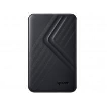 Apacer 1 TB USB 3.1 Portable Hard Drive AC236 Black