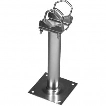 Wall Mounting for mast 20 cm