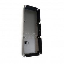 Back shell For three moduls