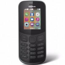 NOKIA 130 DS Black/Grey/Red
